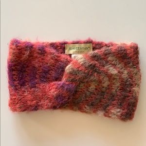 Anthropologie   Bettina   Knit Ear Wrap